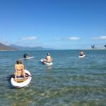 Double Island Paddleboarding