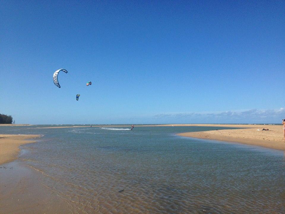 Cairns Kitesurfing