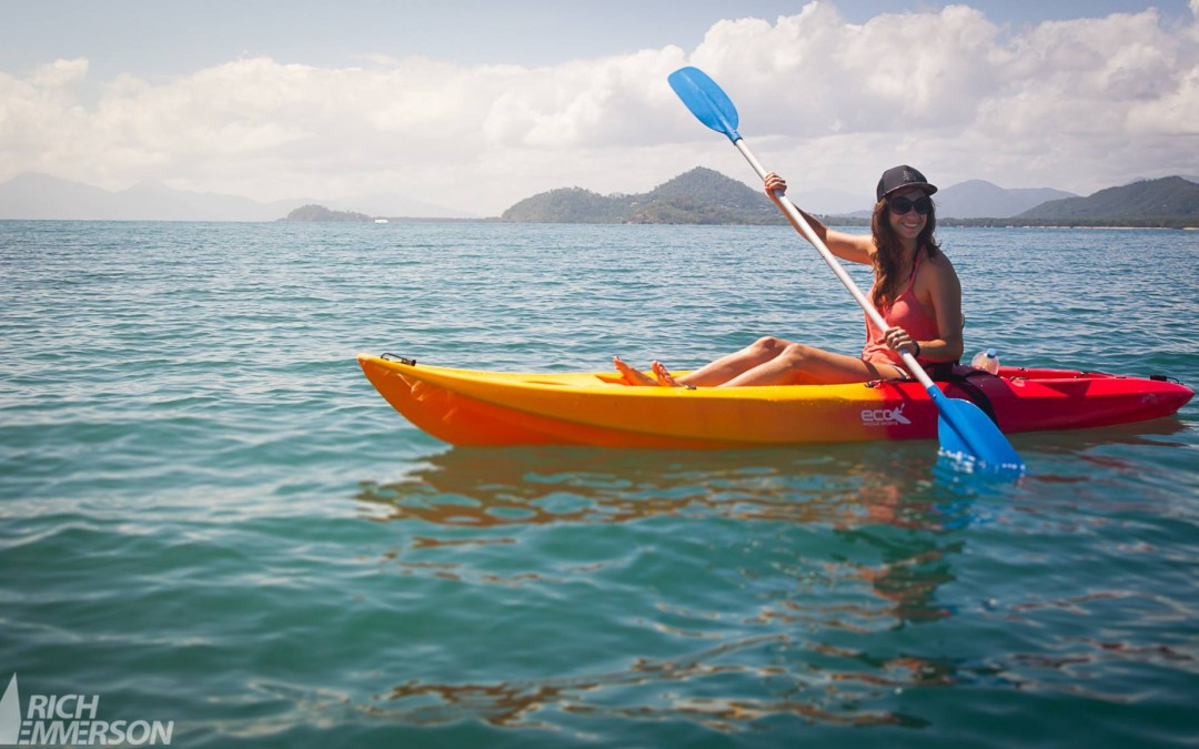 Palm Cove Kayaking Tour