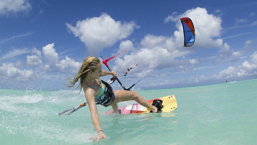 Kitesurf board : freeride (twin-tips)