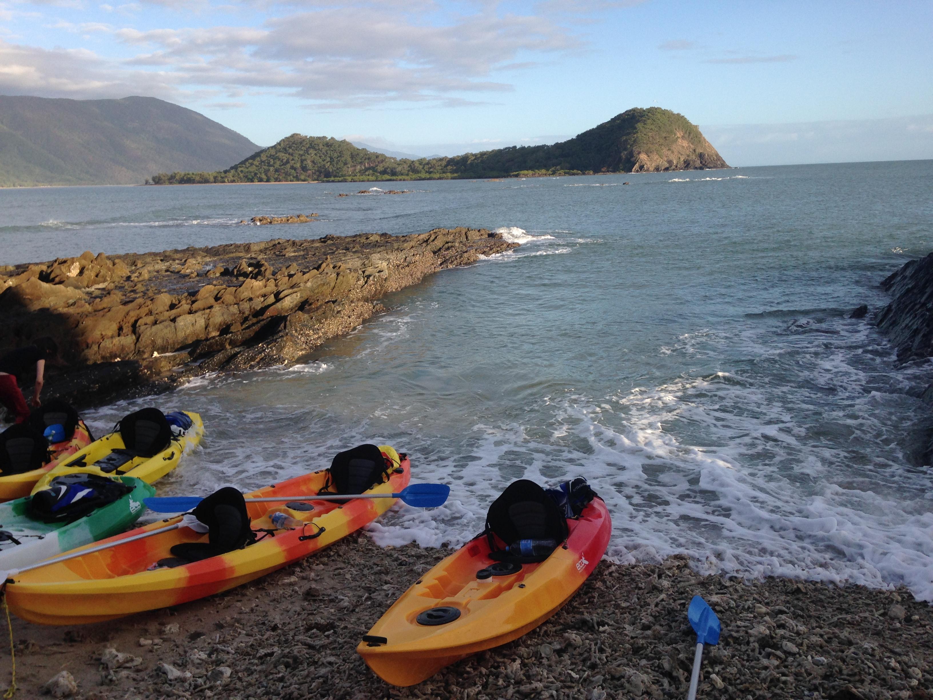Kayak Great Barrier Reef