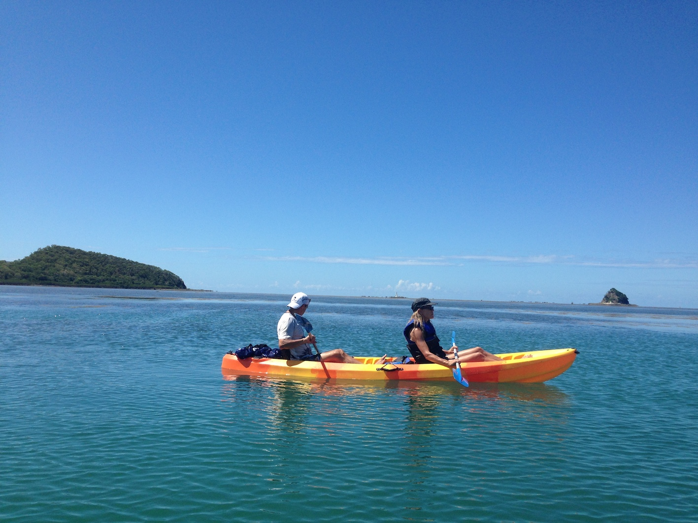 Palm Cove kayaking tours