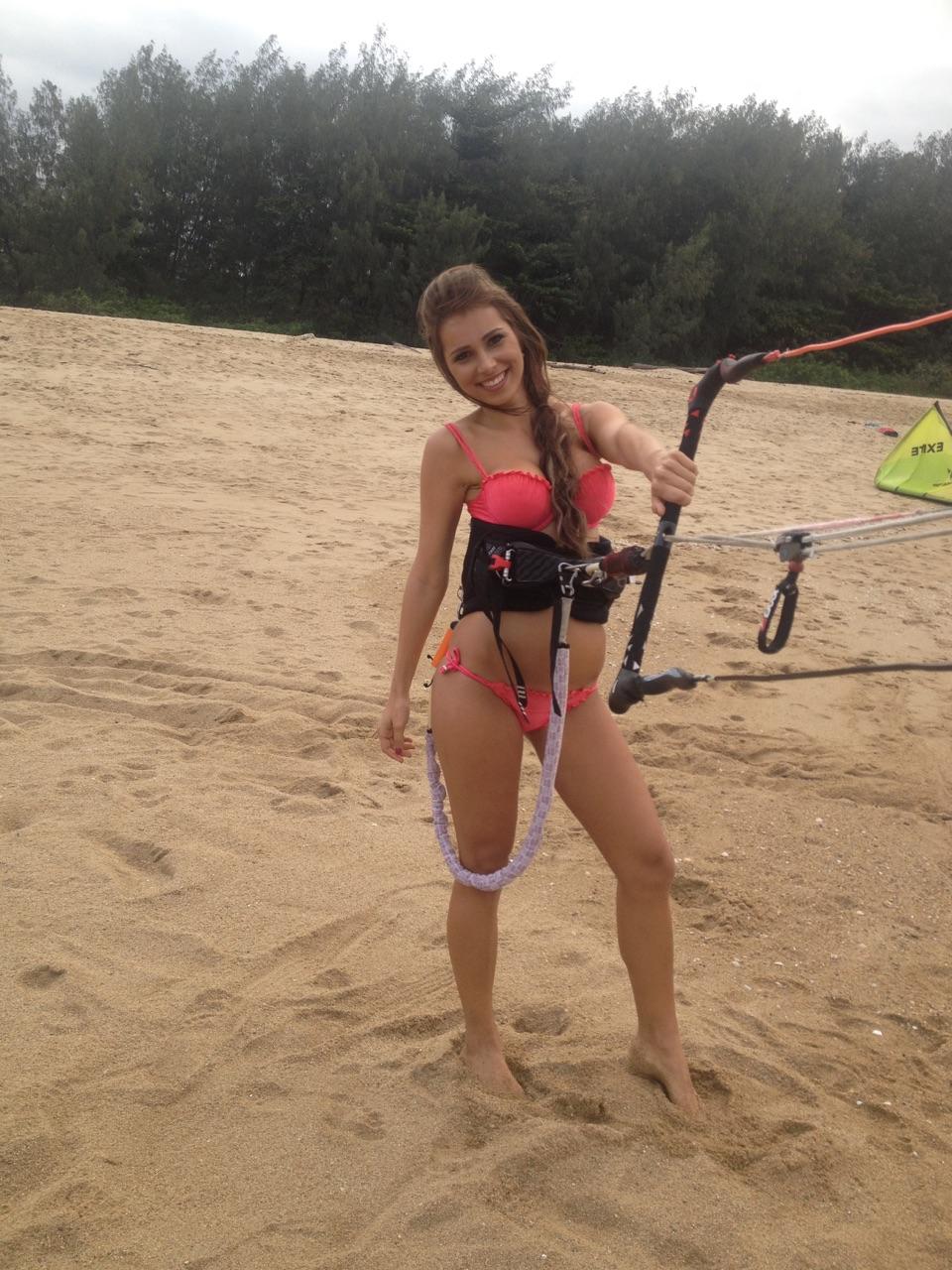 Kitesurfing lessons Cairns