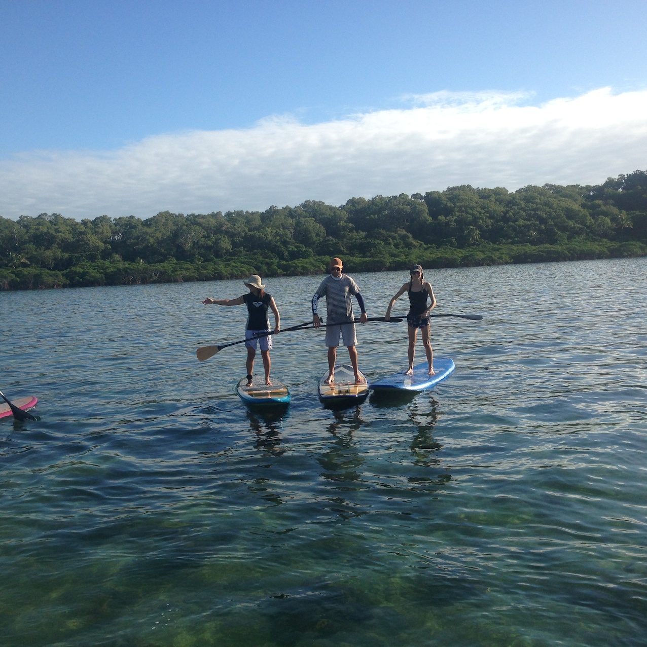 Double Island Stand Up Paddle Boarding Tours