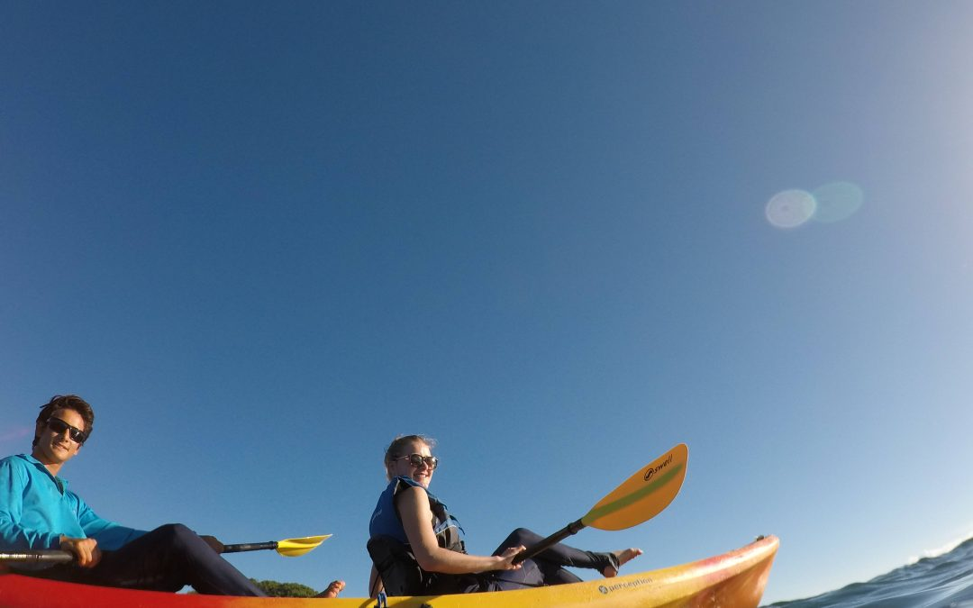 Sunrise Kayak Tour in Palm cove