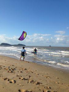 Kiteboarding Lesson Palm Cove