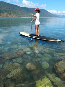 Paddleboarding Palm Cove