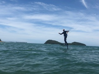 Learn All About Kite Foiling Cairns